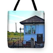 Switch House Tote Bag