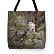 Switchback Goat 4 Tote Bag