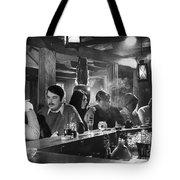 Switzerland: Bar Tote Bag