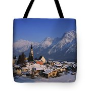 Switzerland Tote Bag