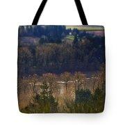 Swollen River Tote Bag