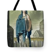 Sybil, Illustration From Lantique Rome Tote Bag