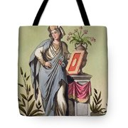Sybil Of Cumae, No. 16 From Antique Tote Bag