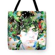 Syd Barrett Watercolor Portrait.1 Tote Bag