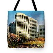 Sydney 4 Tote Bag