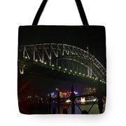 Sydney Harbour Bridge Tote Bag