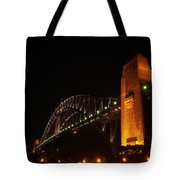 Sydney Harbour Bridge Tote Bag