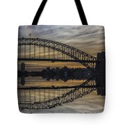 Sydney Harbour Late Afternoon Tote Bag
