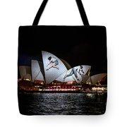 Sydney Opera House  Iv Tote Bag