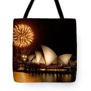 Sydney Opera Theatre Tote Bag