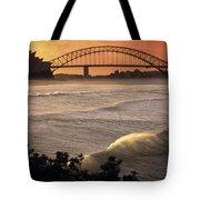 Sydney Surf Time Tote Bag