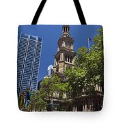 Sydney Town Hall Tote Bag