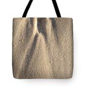Sylt Angel Tote Bag