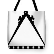 Symbol Cartography Tote Bag