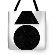 Symbol Four Elements Tote Bag