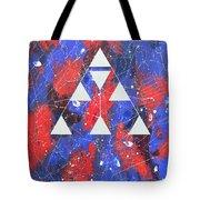 Symbol Of Faith 2001 Tote Bag