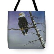 Symbol Of Freedom Tote Bag