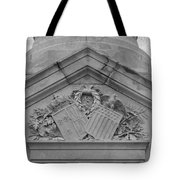 Symbols Of Freedom Altered Tote Bag