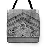 Symbols Of Freedom Tote Bag by Teresa Mucha