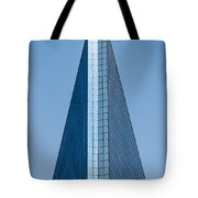 Symmetrical Skyscraper Tote Bag