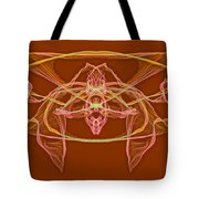 Symmetry Art 2 Tote Bag