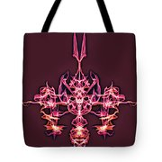 Symmetry Art 4 Tote Bag
