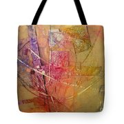 Symphony I Tote Bag by Elizabeth Carr