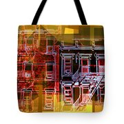 Symphony Of Color Tote Bag