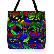 Synchronicity 1 Tote Bag