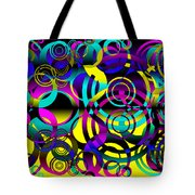 Synchronicity 2 Tote Bag