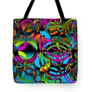 Synchronicity 3 Tote Bag