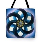 Synergy Mandala 1 Tote Bag
