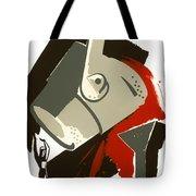 Syphilis Menace W P A Poster  1938 Tote Bag