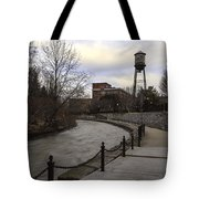 Syracuse Creekwalk Tote Bag