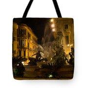Syracuse - Diana Fountain  Tote Bag