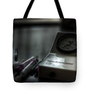 Syringe And Gauge   Tote Bag