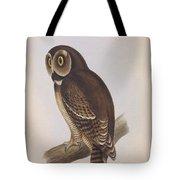 Syrnium Owl Tote Bag