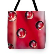 Syrup Flower 1 B Tote Bag