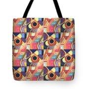 T J O D Tile Variations 19 Tote Bag