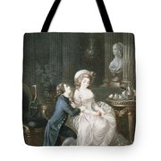 T.2342 Lamant Ecoute, 1775 Tote Bag