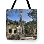 Ta Prohm Tote Bag