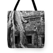 Ta Prohm Roots And Stone 01 Tote Bag
