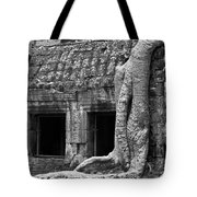 Ta Prohm Roots And Stone 02 Tote Bag