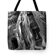 Ta Prohm Roots And Stone 03 Tote Bag