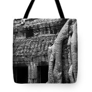 Ta Prohm Roots And Stone 05 Tote Bag