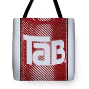 Tab Ode To Andy Warhol Tote Bag