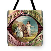 Tabacco Seal Tote Bag by Gary Grayson