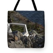 Table For 1  Tote Bag