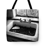 Tabletops Confessions  Tote Bag