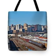 Tacoma City Wide View Tote Bag